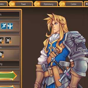 Profil de personnage