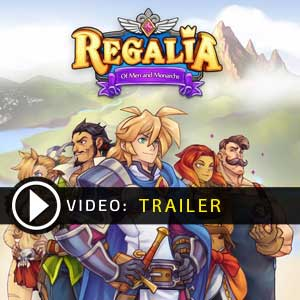 Acheter Regalia Of Men and Monarchs Clé Cd Comparateur Prix