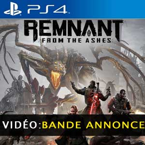 Remnant From The Ashes PS4 Bande-annonce vidéo