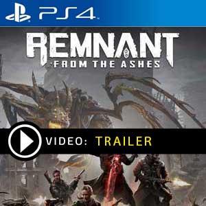 Remnant From the Ashes PS4 en boîte ou à télécharger