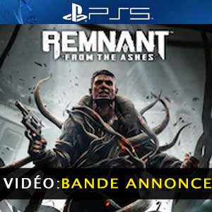 Remnant From The Ashes PS5 Bande-annonce vidéo