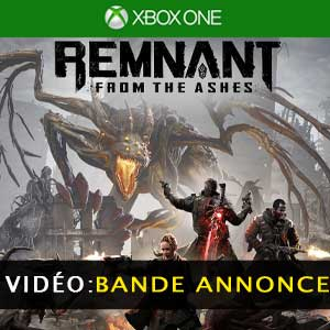 Remnant From The Ashes XBox One Bande-annonce vidéo