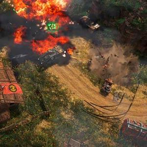 Renegade Ops Gameplay