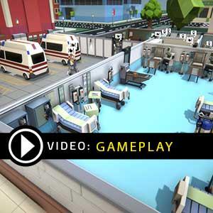 Rescue HQ The Tycoon Vidéo de jeu