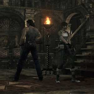 Resident Evil 0 HD Scénario