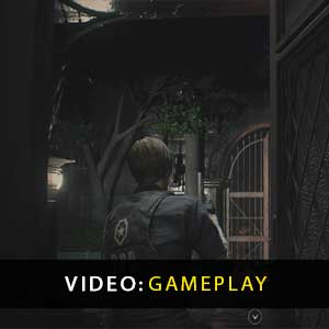 Resident Evil 2 Gameplay Video