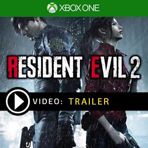 Resident Evil 2 Xbox One en boîte ou à télécharger