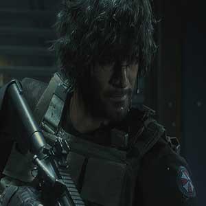 Resident Evil 3 - Parapluie des atrocités