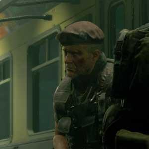 Resident Evil 3 Métro