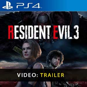 RESIDENT EVIL 3 PS4 Prices Digital or Box Edition