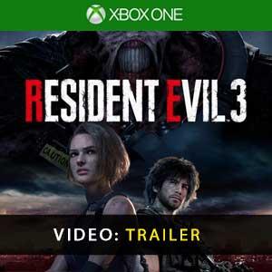 Acheter RESIDENT EVIL 3 Xbox One Comparateur Prix