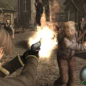 lumbering zombie enemies