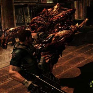 Resident Evil PS4 Gameplay
