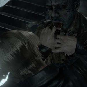 Resident Evil Xbox One Zombie