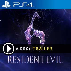 Resident Evil 6 PS4 en boîte ou à télécharger