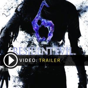 Acheter Resident Evil 6 clé CD Comparateur Prix