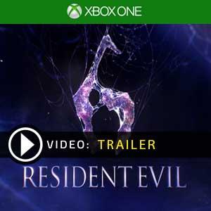 Resident Evil 6 Xbox One en boîte ou à télécharger