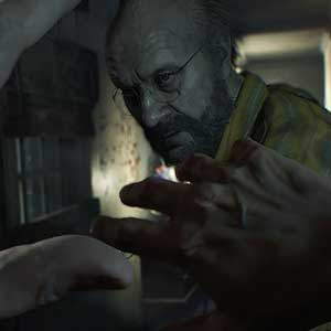 Resident Evil 7 Biohazard Scénario