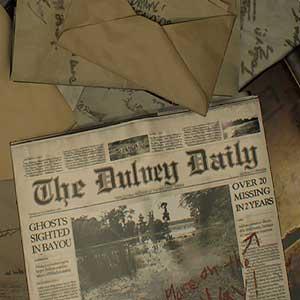 Resident Evil 7 Biohazard Dulvey Journal
