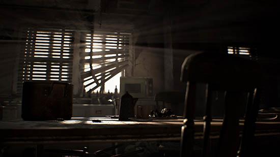 DLC pour Resident Evil 7
