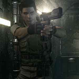 Resident Evil HD Remaster Zombie