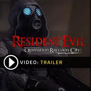 Acheter Resident Evil Operation Racoon City Clé CD Comparateur Prix