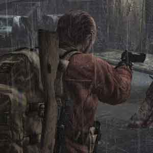 Resident Evil Revelations 2 PS4 Barry Burton