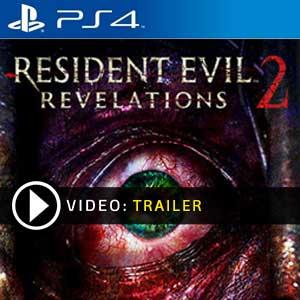 Resident Evil Revelations 2 PS4 en boîte ou à télécharger