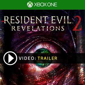 Resident Evil Revelations 2 Xbox One en boîte ou à télécharger