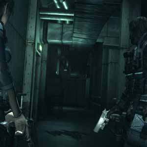 Resident Evil Revelations Personnages