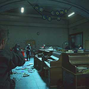 Resident Evil Re:Verse - Bienvenue