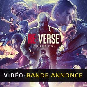Resident Evil Re:Verse Bande-annonce vidéo
