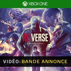 Resident Evil Re:Verse XBox One Bande-annonce vidéo