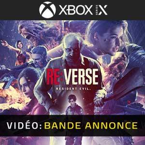 Resident Evil Re:Verse XBox Series Bande-annonce vidéo