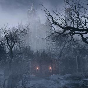 Resident Evil Village Château