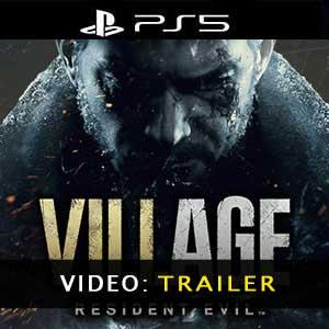 Resident Evil Village Vidéo de la bande annonce