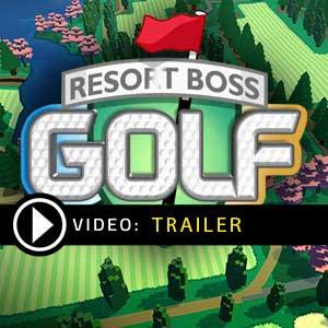 Acheter Resort Boss Golf Clé CD Comparateur Prix