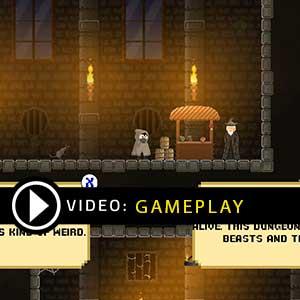 Restless Hero Gameplay Video