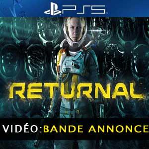 Returnal PS5 Bande-annonce Vidéo