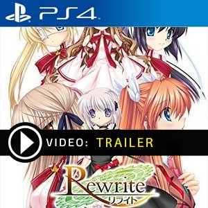 Rewrite PS4 en boîte ou à télécharger