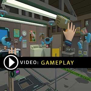 Rick & Morty Virtual Rick-Ality PS4 Gameplay Video