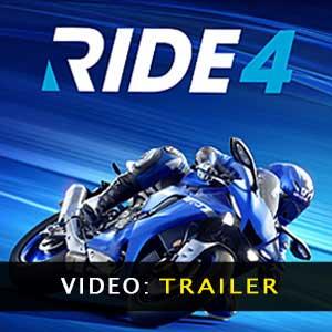Vidéo de la bande annonce de Ride 4