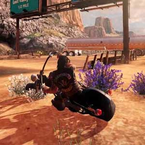 Ride to Hell Retribution Gameplay