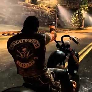Ride to Hell Retribution Moto