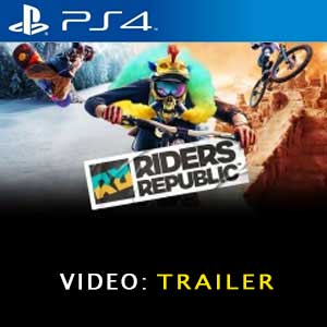 Riders Republic Video del Trailer