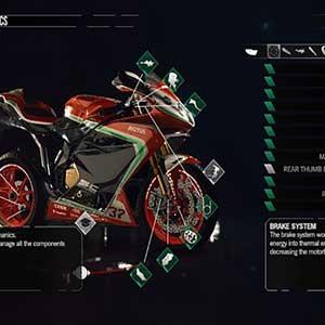 Rims Racing Japanese Manufacturers Deluxe Mécanique De La Moto