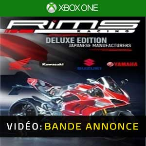 Rims Racing Japanese Manufacturers Deluxe Xbox One Bande-annonce Vidéo