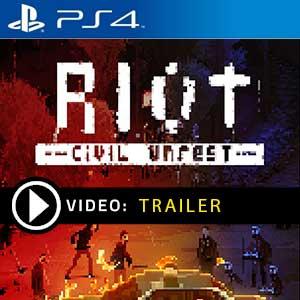 Acheter Riot Civil Unrest PS4 Comparateur Prix