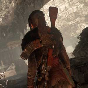 Rise of the Tomb Raider 20 Year Celebration Baba Yaga