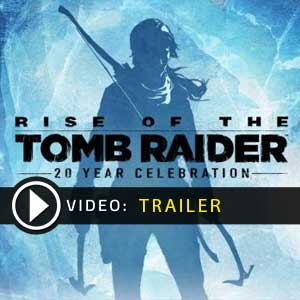 Acheter Rise of the Tomb Raider 20 Year Celebration Clé Cd Comparateur Prix